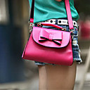 Lady's Lovely Bow Crossbody Bag