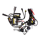 H4 Xenon HID Kit 12V 35W, lampe flexible (CYS02)