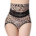 Chinlon High Waist Shaper Brief Daily/Special Occasion Wear Panties