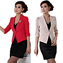 Women's Candy Color Business Suit