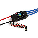 XP-25A ESC With BEC For Brushless Motors Airplane Mode