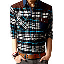 Men's Cotton Denim Shirt