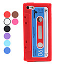 Tapes Design Soft Case for iPhone 5 (Assorted Colors)