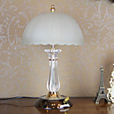 40W E27 Crystal Table Lamp with Glass Shade