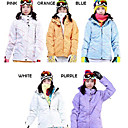 TSN\ROBIN 10000mm Waterproof Women's Skiing Jacket (Multi-color Available)