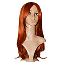 High Quality Synthetic Hand Tied Lace Front Straight 22 Inches Hair Wigs Multi-Colors to Choose