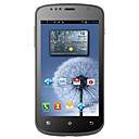 ICUBOT A600 Android 4.0 Smartphone WCDMA 4,3 &quot;WVGA capacitiva, Dual SIM, Wi-Fi y GPS - Negro