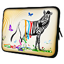 Laptop Sleeve Case for Zebra MacBook Air Pro / HP / Dell / Sony / Toshiba / Asus / Acer