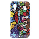 Cartoon Children Pattern Hard Case for Samsung Galaxy Ace S5830