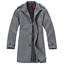 Men's Wind Coat(Grey)
