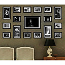 Modern Photo Wall Frame Collection-Set of 17 PM-17C