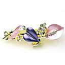 Women's Diamond Hair Clip