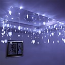 8Mx0.5M White Love LED String Light with 192 LEDs