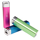 YH-8020 2600mAh Lipstick Type Ms speciale lichtgewicht high-end mobiele Power Supply