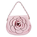 Lovely PU Flower Girls Bag For Children