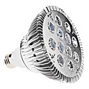 Dimbare E27 PAR46 12W 1080LM 6000-6500K Natural White Light LED Spot lamp (85-265V)