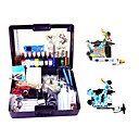 2 Carbon Steel Tattoo Machine Guns Kit with LCD Power and Carry Case