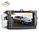 8 Inch 2DIN auto DVD speler voor COROLLA met GPS, TV, Games, Bluetooth