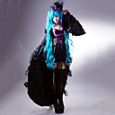 Cosplay Costume Inspired by Vocaloid - From The Sandplay Singing of The Dragon Hatsune Miku