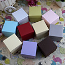 Simple Favor Boxes - Set Of 24(More Colors)