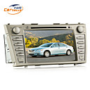 8 polegadas 2DIN carro dvd player para Camry / Aurion com gps, tv, jogos, bluetooth