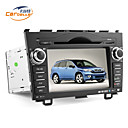 7 polegadas 2DIN carro dvd player para honda cr-v com gps, tv, jogos, bluetooth