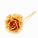 Gorgeous 24K Gold Foil Rose