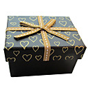 Classic Cuore Gift Box Design Con Il Nastro bowknot