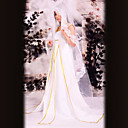 Cosplay Costume Inspired by Fate/Zero Irisviel von Einzbern Floor-length Dress s
