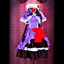 Cosplay Costume Inspired by Umineko: When They Cry Eve.Beatrice Lolita Dress
