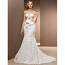 FOREST HEATH - Robe de Mariée Mousseline Satin