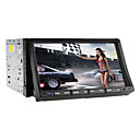 2DIN da 7 pollici Car DVD Player (GPS, Bluetooth, TV, RDS, iPod)