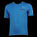 Men's Outdoor Solid Color Quick-dry Sport T-shirt