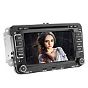 7 polegadas de DVD do carro para Volkswagen com GPS, TV, iPod, Bluetooth