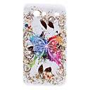 Butterfly Design Soft Case para Advance Samsung Galaxy S I9070