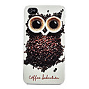 Owl Design Hard Case for iPhone 4 and 4S