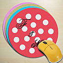 Mouse pad personalizzato - a pois (pi colori)