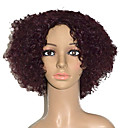 Capless hochwertige synthetische Short Curly Percken mehrere Farben erhltlich