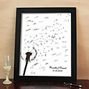 Personalized Signature Frame - Dandelion (Includes Frame)