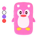 Pingüino Design Funda para BlackBerry Curve 9220, 9320