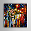 Hand Painted Oil Painting Landscape Kiss 1303-LS246