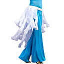 Dancewear Chiffon with Tassels Belly Dance Skirt For Ladies