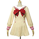 Cosplay Costume Inspired by HeartCatch PreCure! Myd Academy's Junior High Girls' School Dress