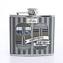 Personalizzata 5 oz Flask - Buon 60  compleanno