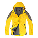 Langzuyoudang Women's Warm Waterproof Jacket For Climbing