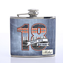 Personalizzata 5 oz Flask - Buon 18  compleanno