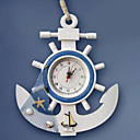 Mediterraner Stil Anchor Wall Clock