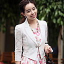 Women's Trim Lace Short Blazer