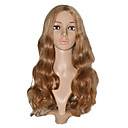 Full Lace 100% Indian Remy Hair Long Body Wave Hair Wigs Multiple Colors Available