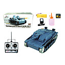 1:16 RC Tank F8  Of The German Blitz Radio Remote Control Tank Smoke Sound Tanks Toys
